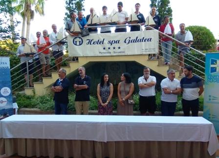 Ziralla Primero, Travesío, Ay Carmela y Cassandra, vencedores finales en la regata Hotel Galatea Trofeo Conservas Pescamar de Cruceros