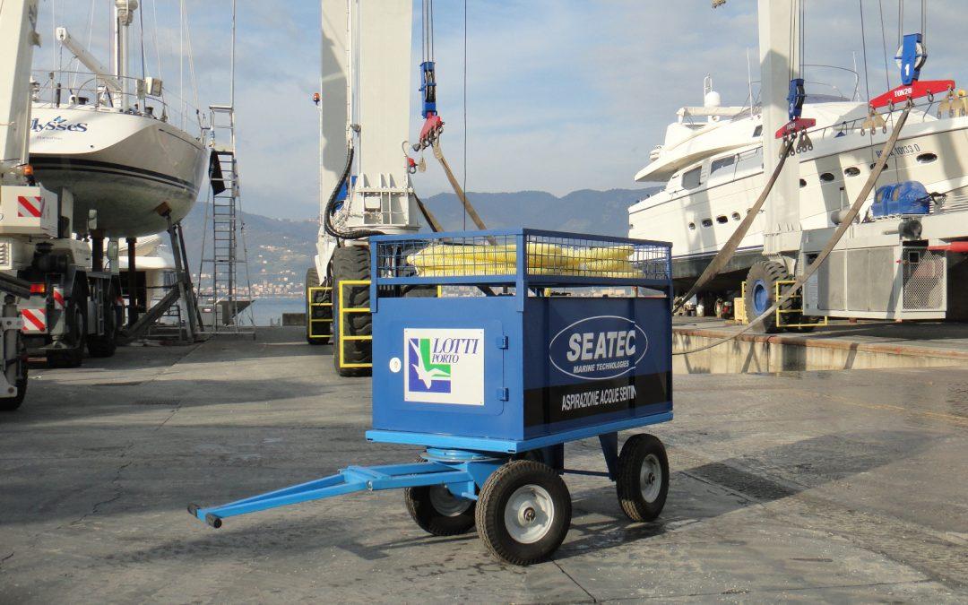 Portos sostibles: actuación, prevención e concienciación en medio ambiente mariño